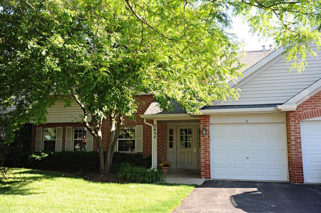 2458 Charleston Drive #5, Schaumburg, IL 60193 (MLS #10490784) :: Berkshire Hathaway HomeServices Snyder Real Estate