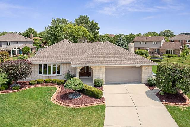 12817 S Surrey Court, Palos Park, IL 60464 (MLS #10490806) :: Berkshire Hathaway HomeServices Snyder Real Estate