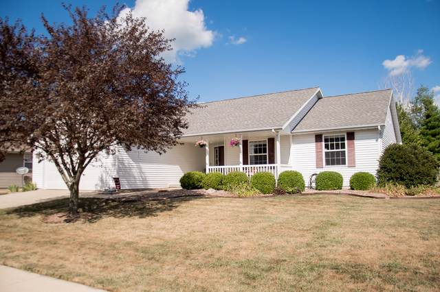 2604 Fieldcrest Drive, Urbana, IL 61802 (MLS #10490841) :: Ani Real Estate
