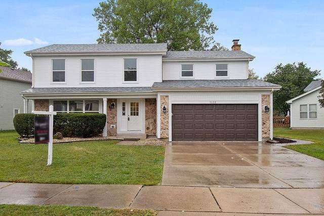 1128 Lockwood Drive, Buffalo Grove, IL 60089 (MLS #10490844) :: John Lyons Real Estate