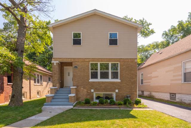10547 S Church Street, Chicago, IL 60643 (MLS #10490860) :: Angela Walker Homes Real Estate Group