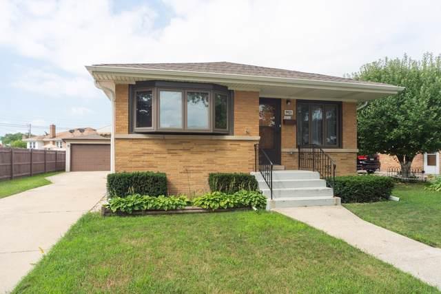 9921 Wilson Avenue, Schiller Park, IL 60176 (MLS #10490896) :: Angela Walker Homes Real Estate Group