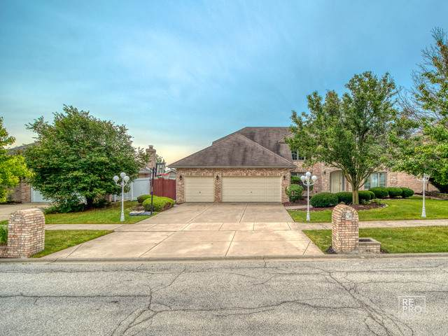 9231 Almond Lane, Tinley Park, IL 60487 (MLS #10490926) :: The Wexler Group at Keller Williams Preferred Realty