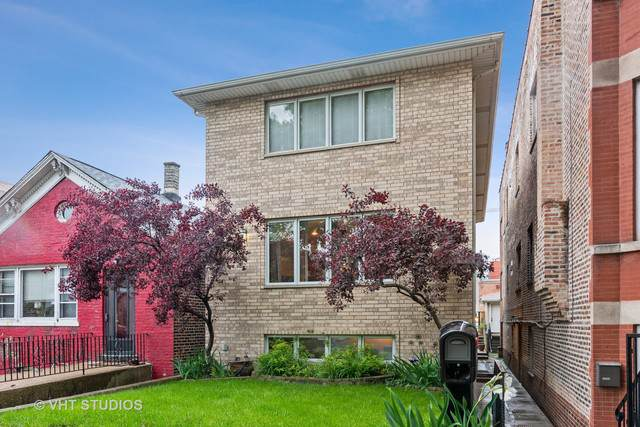 3736 S Emerald Avenue, Chicago, IL 60609 (MLS #10490935) :: The Perotti Group | Compass Real Estate