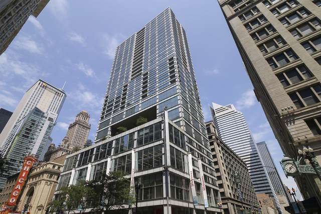 8 E Randolph Street #1201, Chicago, IL 60601 (MLS #10490938) :: Berkshire Hathaway HomeServices Snyder Real Estate