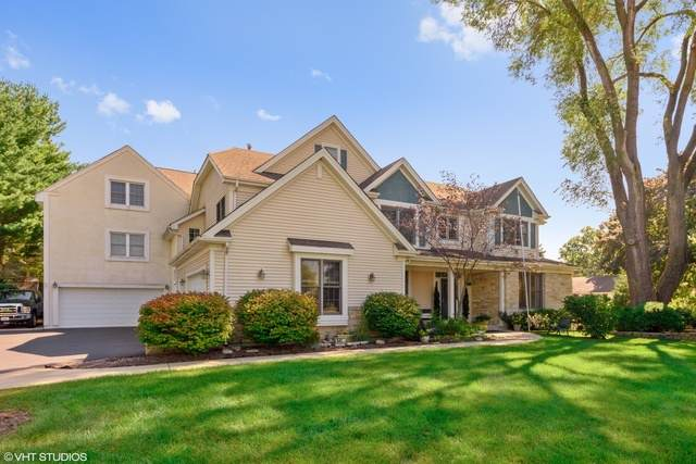 641 N Wilke Road, Arlington Heights, IL 60005 (MLS #10490954) :: The Perotti Group   Compass Real Estate