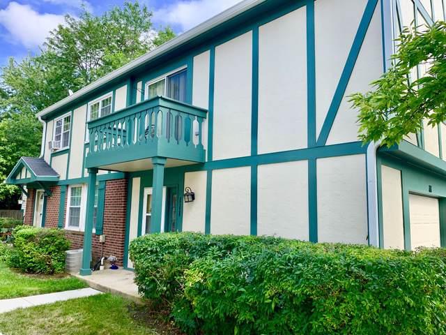 111 Lindenwood Court #111, Vernon Hills, IL 60061 (MLS #10490957) :: Berkshire Hathaway HomeServices Snyder Real Estate