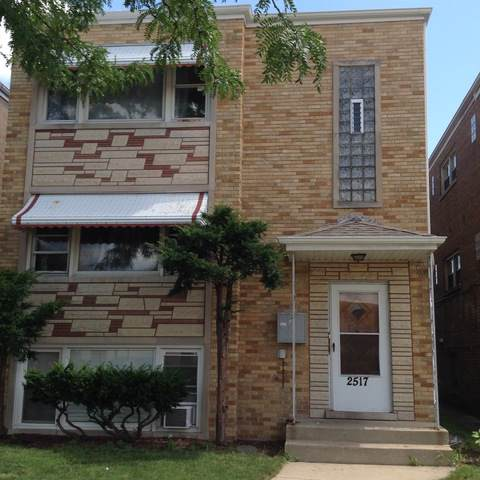 2517 N Laramie Avenue, Chicago, IL 60639 (MLS #10490977) :: Property Consultants Realty