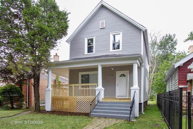 10138 S Parnell Avenue, Chicago, IL 60628 (MLS #10490992) :: Angela Walker Homes Real Estate Group