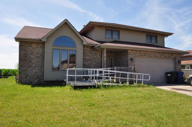 2825 Centurion Lane, New Lenox, IL 60451 (MLS #10490993) :: Ryan Dallas Real Estate
