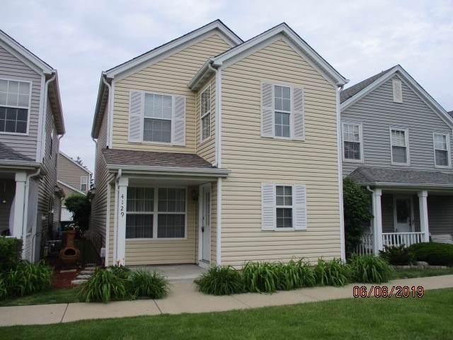 4129 Rivertowne Drive, Plainfield, IL 60586 (MLS #10490996) :: Angela Walker Homes Real Estate Group