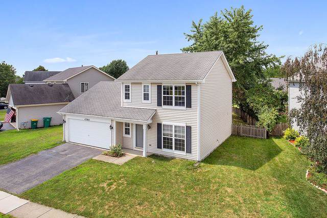 13760 S Jane Circle, Plainfield, IL 60544 (MLS #10491020) :: John Lyons Real Estate