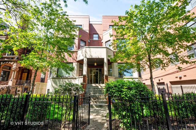 2020 W Pierce Avenue #8, Chicago, IL 60622 (MLS #10491023) :: The Perotti Group | Compass Real Estate