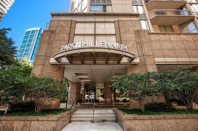 222 N Columbus Drive #3403, Chicago, IL 60601 (MLS #10491037) :: Berkshire Hathaway HomeServices Snyder Real Estate