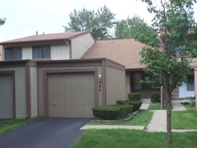 544 E Woodfield Trail, Roselle, IL 60172 (MLS #10491042) :: Berkshire Hathaway HomeServices Snyder Real Estate