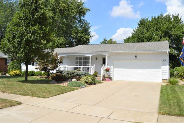 908 Spear Drive, Normal, IL 61761 (MLS #10491073) :: Berkshire Hathaway HomeServices Snyder Real Estate