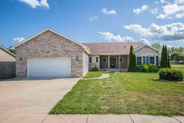101 Fox Run Court, LEROY, IL 61752 (MLS #10491074) :: Janet Jurich Realty Group