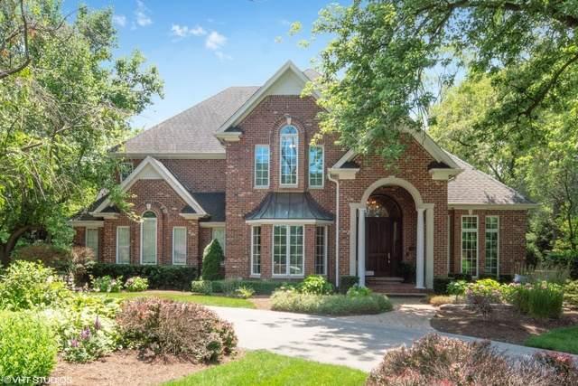 513 Ridgemoor Drive, Willowbrook, IL 60527 (MLS #10491085) :: Helen Oliveri Real Estate