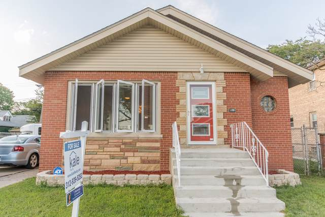 2318 E 83rd Street, Chicago, IL 60617 (MLS #10491091) :: Angela Walker Homes Real Estate Group