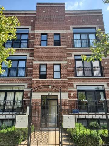 4207 S Vincennes Avenue 1S, Chicago, IL 60653 (MLS #10491106) :: Angela Walker Homes Real Estate Group