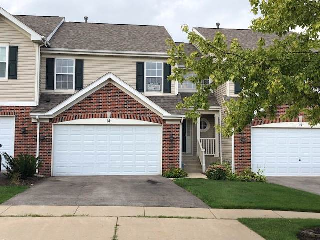 14 Blue Stem Court, Streamwood, IL 60107 (MLS #10491148) :: Suburban Life Realty