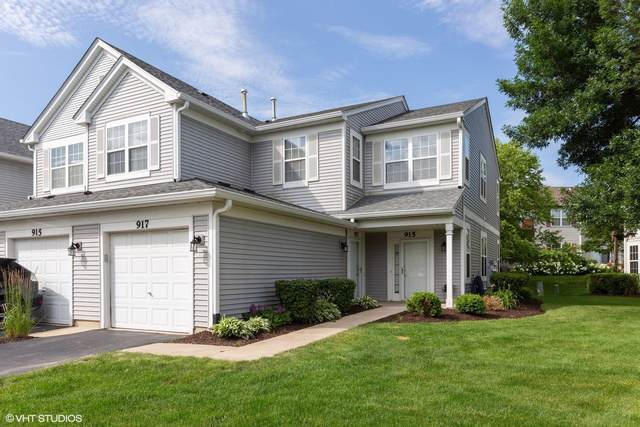 917 Genesee Drive #917, Naperville, IL 60563 (MLS #10491157) :: Ani Real Estate