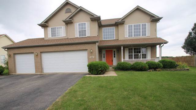 301 Bear Dusk Way, Belvidere, IL 61008 (MLS #10491166) :: Angela Walker Homes Real Estate Group