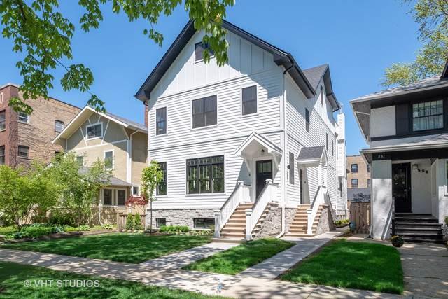 555 Michigan Avenue #2, Evanston, IL 60202 (MLS #10491176) :: Berkshire Hathaway HomeServices Snyder Real Estate