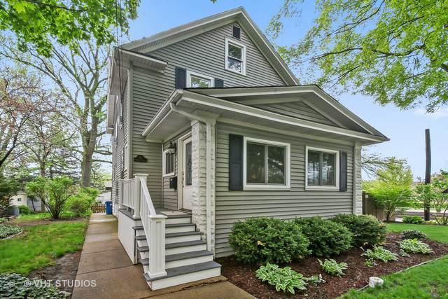 121 S Monroe Street, Hinsdale, IL 60521 (MLS #10491180) :: Ani Real Estate