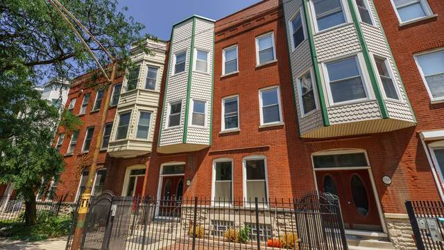 709 Ada Street, Chicago, IL 60607 (MLS #10491181) :: The Perotti Group | Compass Real Estate