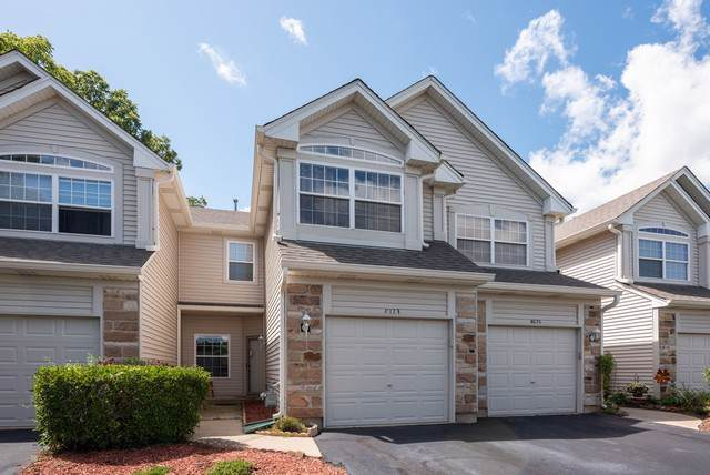 8123 Sierra Woods Lane #8123, Carpentersville, IL 60110 (MLS #10491207) :: John Lyons Real Estate