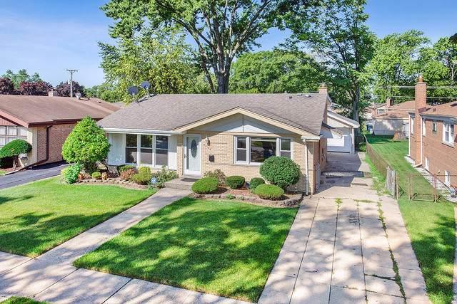 9128 Major Avenue, Oak Lawn, IL 60453 (MLS #10491243) :: Ryan Dallas Real Estate