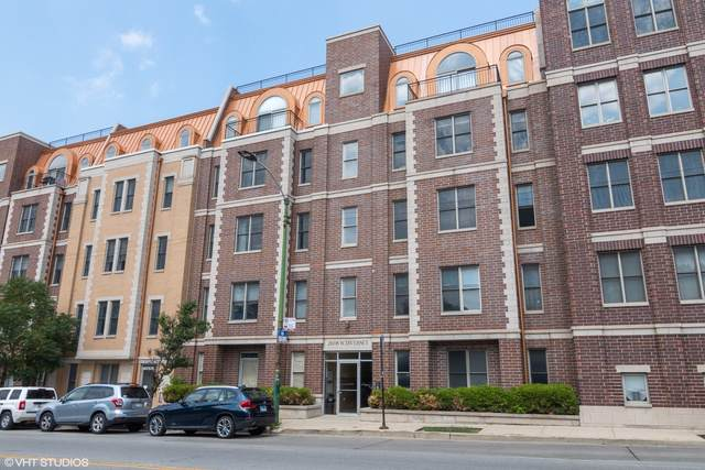2608 W Diversey Avenue #501, Chicago, IL 60647 (MLS #10491248) :: Angela Walker Homes Real Estate Group