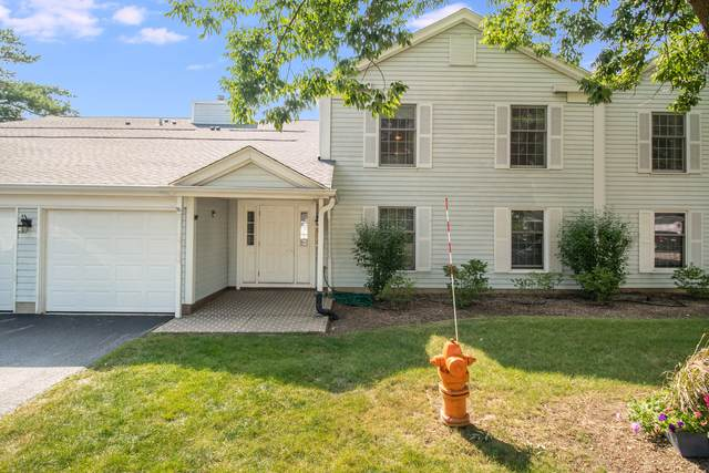 2161 Sunderland Court 202B, Naperville, IL 60565 (MLS #10491259) :: Ani Real Estate