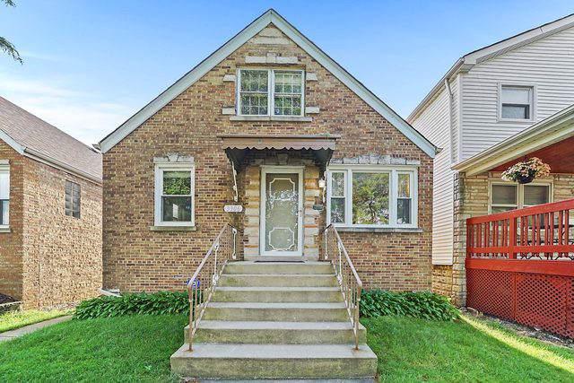 3306 N Pioneer Avenue, Chicago, IL 60634 (MLS #10491264) :: Ani Real Estate