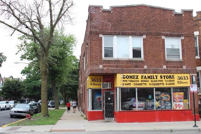 3635 W Diversey Avenue, Chicago, IL 60647 (MLS #10491331) :: The Perotti Group | Compass Real Estate