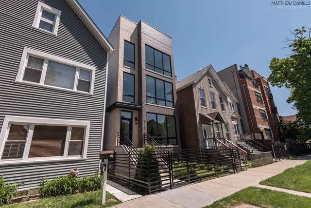 2430 W Moffat Street #1, Chicago, IL 60647 (MLS #10491340) :: The Perotti Group | Compass Real Estate