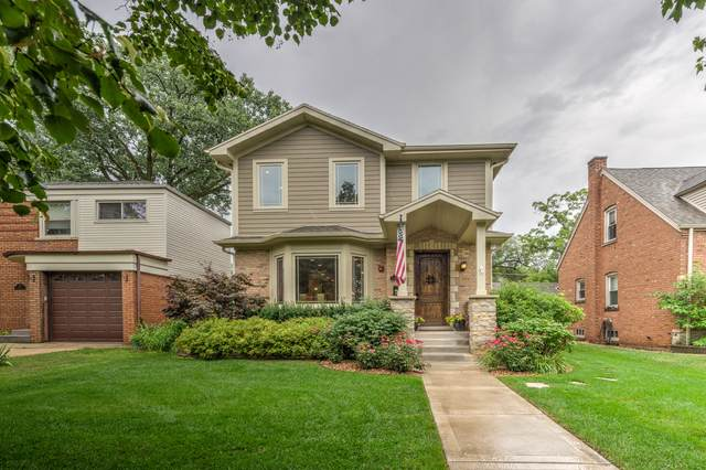 111 N Lincoln Avenue, Park Ridge, IL 60068 (MLS #10491345) :: Berkshire Hathaway HomeServices Snyder Real Estate