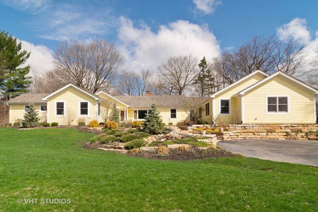 2140 Baldwin Road, Inverness, IL 60067 (MLS #10491348) :: Ani Real Estate