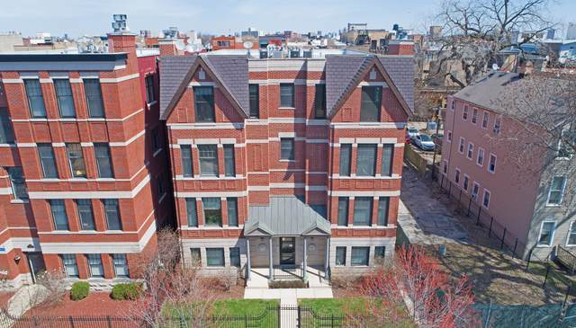 1441 N Wicker Park Avenue 4S, Chicago, IL 60622 (MLS #10491352) :: The Perotti Group | Compass Real Estate