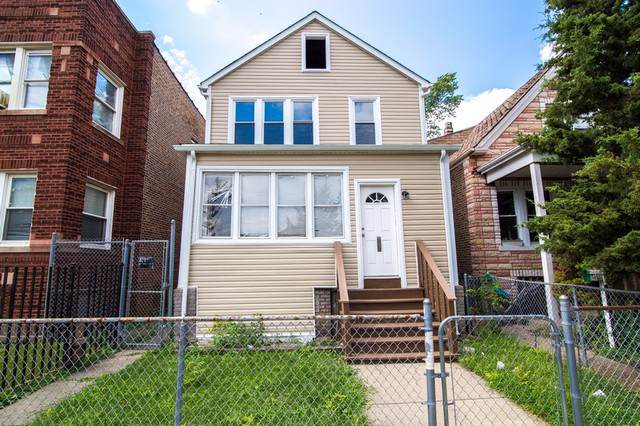 6316 S Francisco Avenue, Chicago, IL 60629 (MLS #10491353) :: Berkshire Hathaway HomeServices Snyder Real Estate