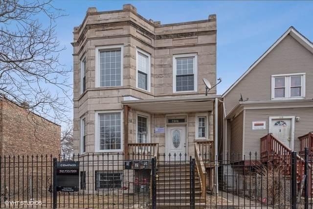 417 S Kilbourn Avenue, Chicago, IL 60624 (MLS #10491370) :: Angela Walker Homes Real Estate Group