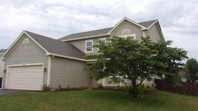 616 Keller Street, Plano, IL 60545 (MLS #10491379) :: The Wexler Group at Keller Williams Preferred Realty