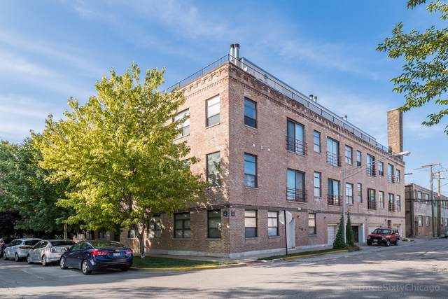 2221 N Lister Avenue 2E, Chicago, IL 60614 (MLS #10491391) :: Berkshire Hathaway HomeServices Snyder Real Estate
