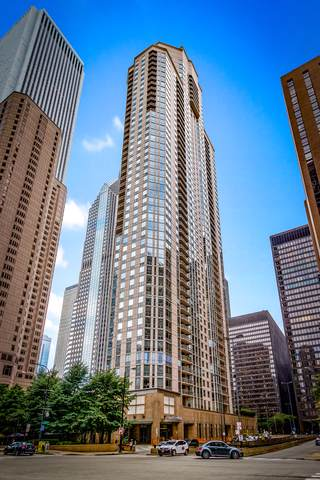 222 N Columbus Drive #2802, Chicago, IL 60601 (MLS #10491399) :: Berkshire Hathaway HomeServices Snyder Real Estate