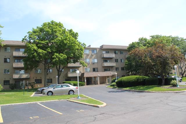 280 N Westgate Road #128, Mount Prospect, IL 60056 (MLS #10491405) :: The Wexler Group at Keller Williams Preferred Realty