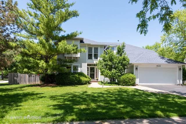 514 Williams Way, Vernon Hills, IL 60061 (MLS #10491444) :: Berkshire Hathaway HomeServices Snyder Real Estate