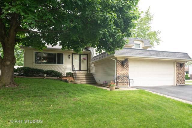 4401 Mumford Drive, Hoffman Estates, IL 60192 (MLS #10491462) :: Berkshire Hathaway HomeServices Snyder Real Estate