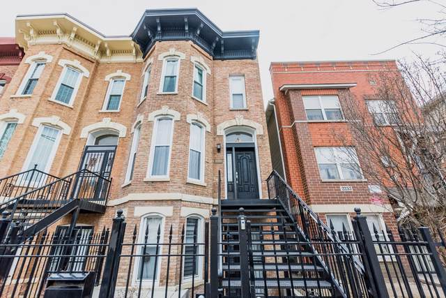 2251 W Warren Boulevard, Chicago, IL 60612 (MLS #10491488) :: The Perotti Group | Compass Real Estate