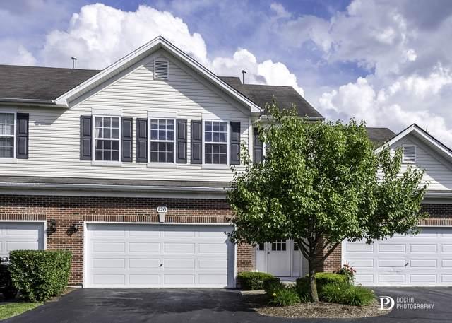 120 S Concord Drive, Oswego, IL 60543 (MLS #10491514) :: Ani Real Estate